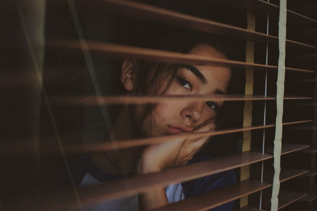 paura di rimanere sola