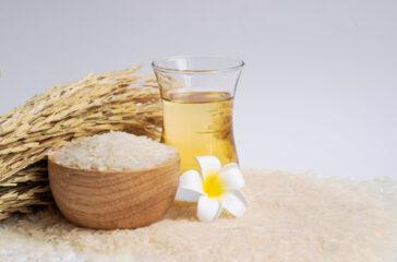 riso e olio di riso