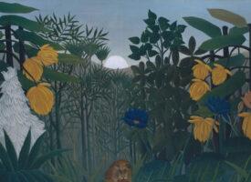 leone di rousseau