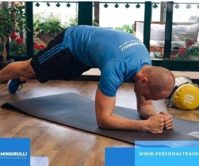 Fabio in plank