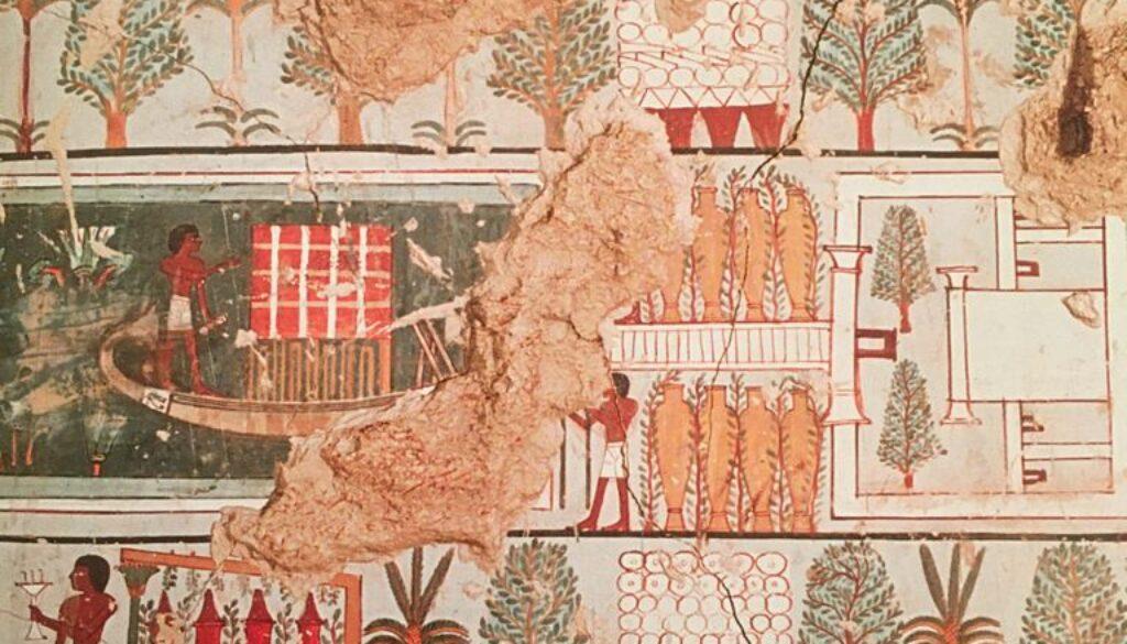 giardino egizio