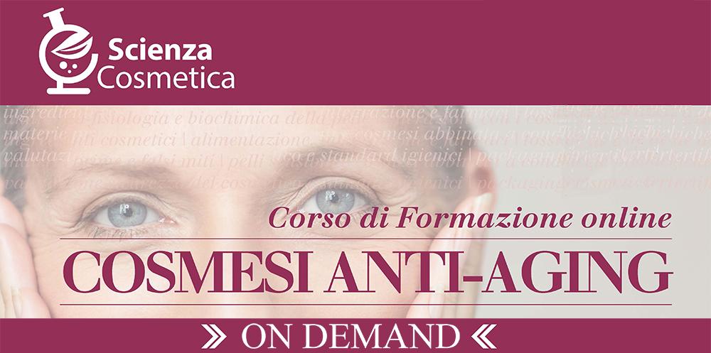 Cosmesi-anti-aging